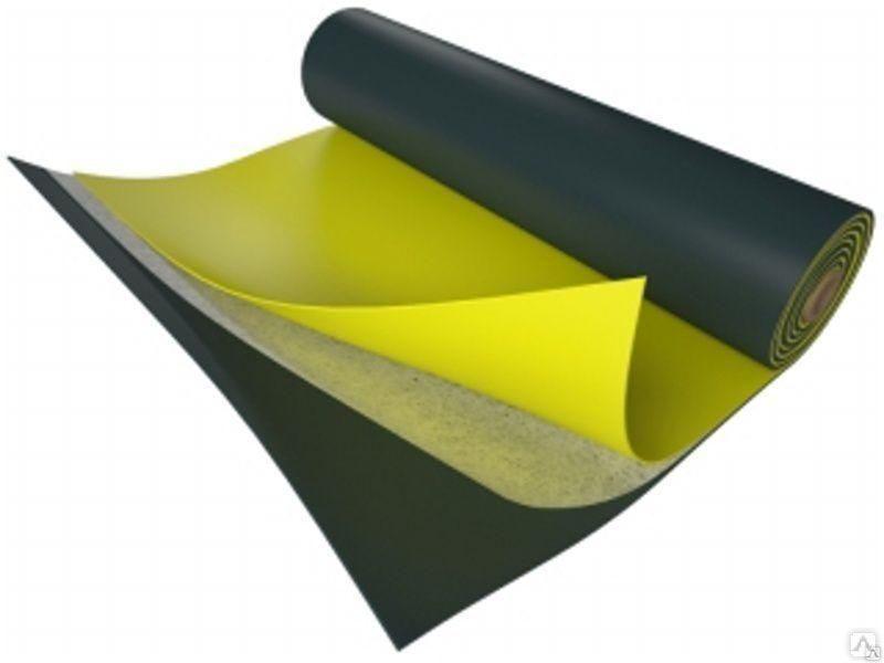 Fatrafol-803 vs - полимерная гомогенная ПВХ мембрана с сигнальным слоем для резервукаров, паркингов и тоннелей