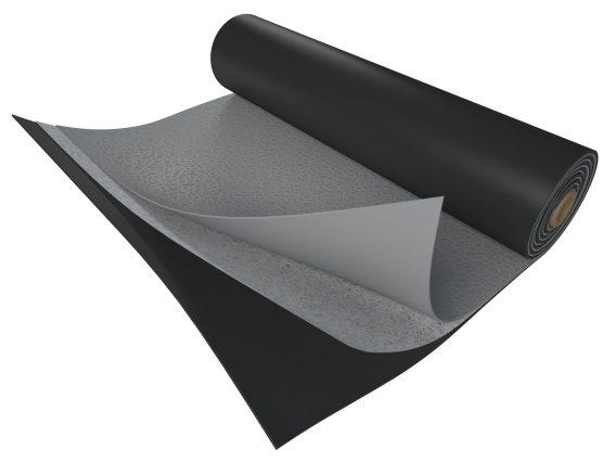 Фатрафол 814 террасная ПВХ мембрана с противоскользящим пешеходным слоем, два в одном и гидроизоляция и эксплуатируемая поверхность